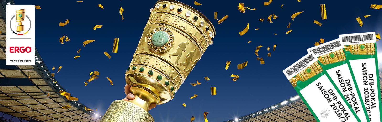 VERLOSUNG DFB POKAL 2019