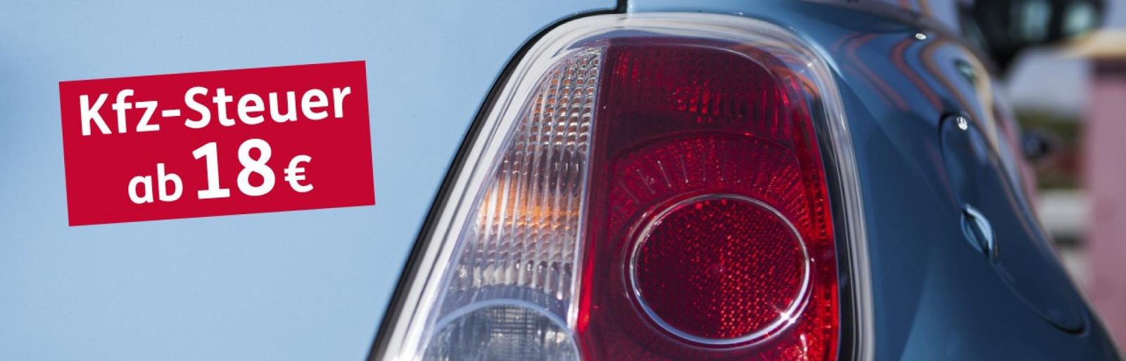 Kfz Steuer Fiat 500 Ergo