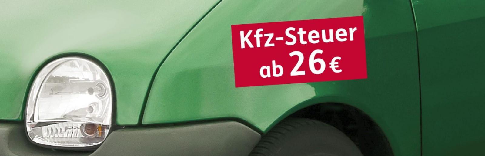 Kfz Steuer Renault Twingo Als Benziner Oder Diesel Ergo